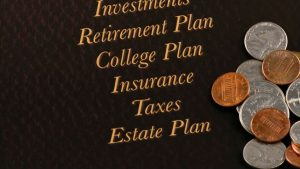 financial planning topics with pile of savings westchester financial planning mount kisco ny